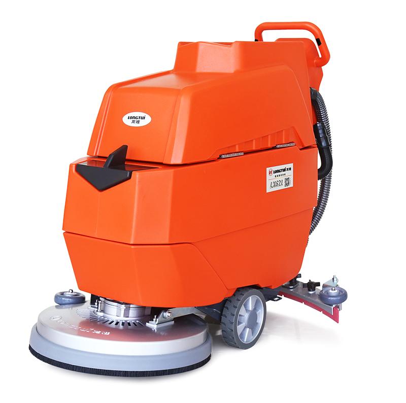 LX621自行式洗地機