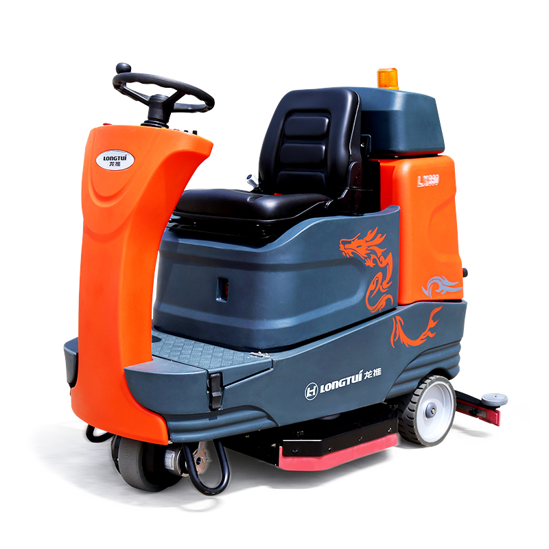 LX860駕駛式洗地機