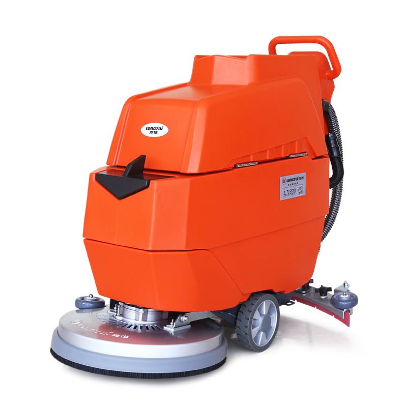 LX620手推式洗地機