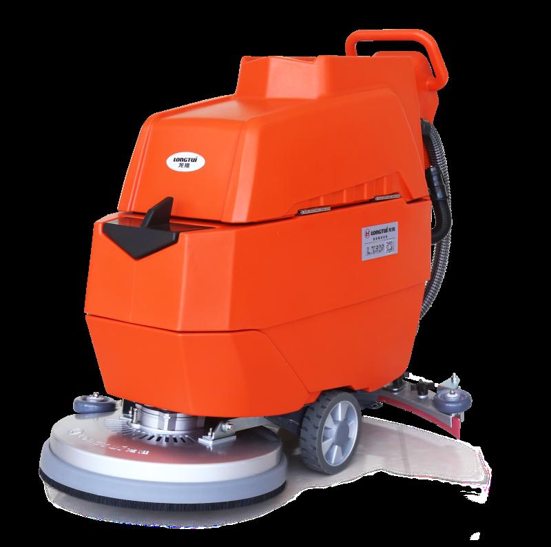LX620手推式洗地机